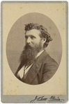 John Muir Portrait by I. W. Taber and T. H. Boyd