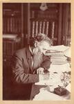 John Muir at home, Martinez, California by A. B. Wilson