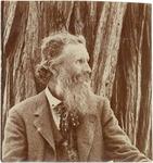 John Muir Portrait, [Kings River Canyon], California