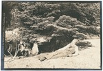 John Muir probably at Kings Canyon, California