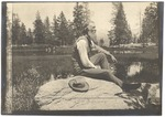 John Muir at Kings River [Bubb's Creek Region], California