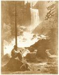 John Muir at Vernal Falls, Yosemite National Park, California