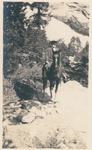 John Muir in Sierra Nevada, California