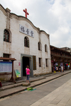 Church in Liping by Marie Anna Lee