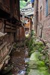 Alley by Anastasya Uskov