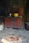 Indoor kitchen by Marie Anna Lee