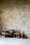 Table with stools by Marie Anna Lee