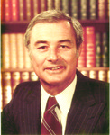 Offical photograph George Moscone, [circa 1976]