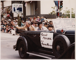 Grand Marshal parade, (circa 1977) by Unknown