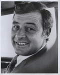 Moscone portrait in car, (circa 1977) by Unknown