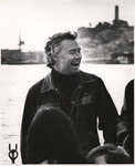 Moscone portrait on boat, (circa 1977) by Unknown