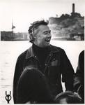 Moscone portrait on boat, (circa 1977)