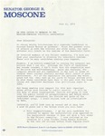 George Moscone to the Mexican-American Political Association, 21 July 1973 by George Moscone