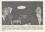 Moscone and Edward Kennedy