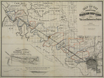 Map of the Proposed Stockton Ship Canal and Tule Land Reclamation District