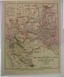 Map of the Bay Region & Delta Lands of the Sacramento & San Joaquin Rivers