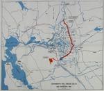 Sacramento-San Joaquin Delta and San Francisco Bay (with proposed peripheral canal)
