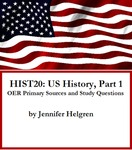 HIST20: US History, Part 1 by Jennifer Helgren