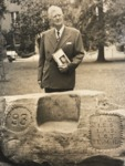 Rockwell Hunt and the Napa Rock by University of the Pacific Archives