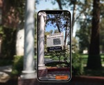 Video: Student-Created App Gives Pacific Visitors an AR View of Campus