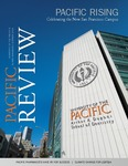 Pacific Review Summer 2014 by Alumni Association of the University of the Pacific