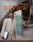 Pacific Review Fall 2015 by Alumni Association of the University of the Pacific