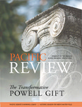 Pacific Review Winter 2014 by Alumni Association of the University of the Pacific