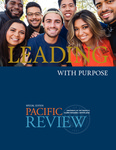Pacific Review Winter 2018 by Alumni Association of the University of the Pacific