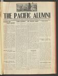 The Pacific Alumni November 1923