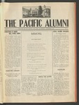The Pacific Alumni December 1923
