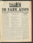 The Pacific Alumni January 1924