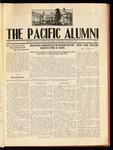 The Pacific Alumni February 1924
