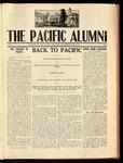 The Pacific Alumni March 1924