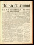 The Pacific Alumni March-April 1925