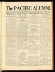 The Pacific Alumni November 1926