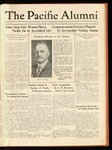 The Pacific Alumni May 1929