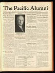 The Pacific Alumni October 1929