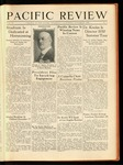 Pacific Review November 1929