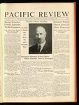 Pacific Review February 1930