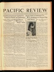 Pacific Review June 1930 by Pacific Alumni Association