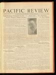Pacific Review April 1931