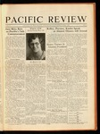 Pacific Review June 1931 by Pacific Alumni Association