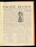 Pacific Review November 1931