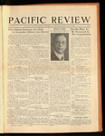 Pacific Review January 1932
