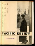 Pacific Review May 1933 (Commencement Issue)