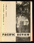 Pacific Review July 1933