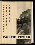 Pacific Review October 1933 (Homecoming Issue) by Pacific Alumni Association