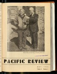 Pacific Review May 1934 by Pacific Alumni Association