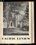 Pacific Review May 1936 (Commencement Issue) by Pacific Alumni Association