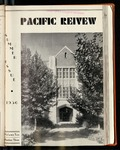 Pacific Review July 1936 (Summer Issue)